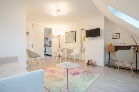 Apartment for rent from 23 Sep 2019 (Rue du Faubourg-de-Pierre, Strasbourg)