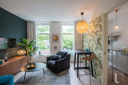 Apartment for rent from 16 Mar 2019 (Witte de Withstraat, Rotterdam)