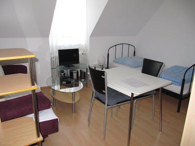 Apartment for rent from 01 Oct 2020 (Lerchenauer Straße, München)