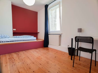 Private room for rent from 01 Jan 2020 (Treskowallee, Berlin)