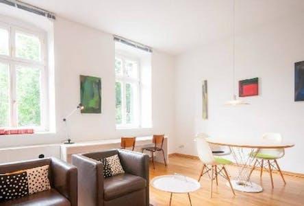 整套公寓租从01 Jan 2019 (Gartenstraße, Berlin)