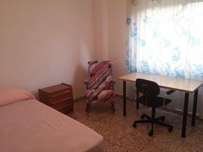 Quarto privado para alugar desde 22 Feb 2020 (Calle Actor José Crespo, Murcia)