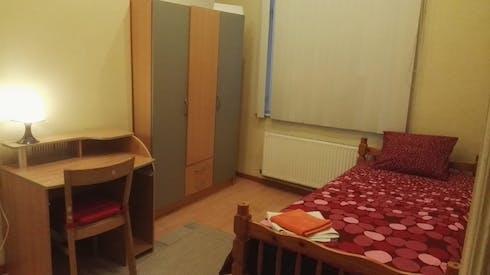 WG-Zimmer zur Miete von 01 Jul 2020 (Dwarsstraat, Saint-Josse-ten-Noode)