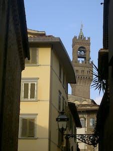 整套公寓租从01 1月 2020 (Via dei Rustici, Florence)