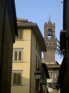 Apartamento de alquiler desde 02 jul. 2020 (Via dei Rustici, Florence)