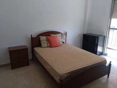 Privé kamer te huur vanaf 01 jul. 2019 (Calle San Antón, Murcia)