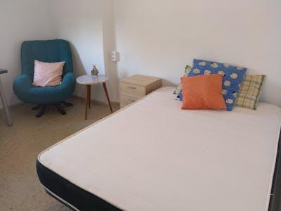 Privé kamer te huur vanaf 20 Aug 2019 (Calle San Antón, Murcia)