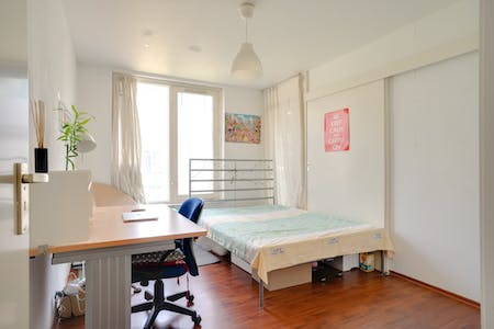 Private room for rent from 01 Sep 2019 (Dries van der Vlerkstraat, Rotterdam)
