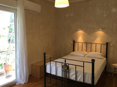 Private room for rent from 01 Feb 2020 (Acharnon, Athens)