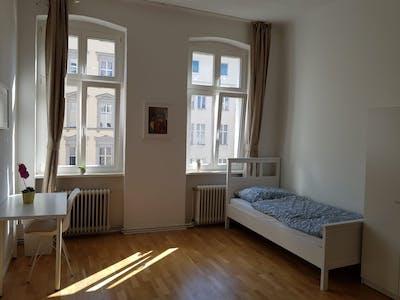 Mehrbettzimmer zur Miete ab 30 Apr. 2020 (Lützowstraße, Berlin)