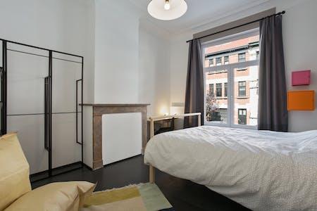 Stanza privata in affitto a partire dal 01 Sep 2020 (Rue François Roffiaen, Ixelles)