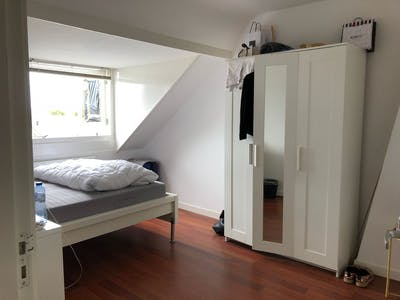 Private room for rent from 01 Sep 2020 (Texelsestraat, Rotterdam)