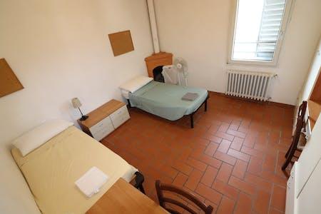 Habitación compartida de alquiler desde 01 ene. 2019 (Via Ghibellina, Florence)
