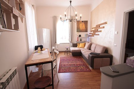 Apartment for rent from 23 Feb 2019 (Via del Sansovino, Florence)