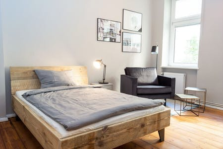 Apartment for rent from 01 Jul 2019 (Schreinerstraße, Berlin)