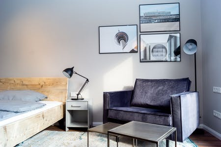 Apartment for rent from 01 Apr 2020 (Courbièrestraße, Berlin)