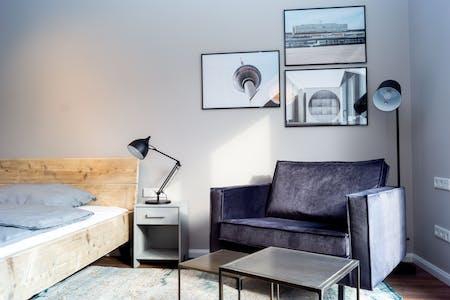 Apartamento para alugar desde 01 fev 2019 (Courbièrestraße, Berlin)