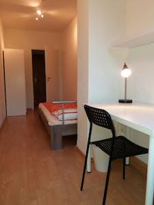 Stanza privata in affitto a partire dal 01 Sep 2019 (Körner Hellweg, Dortmund)
