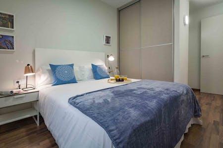 Apartment for rent from 15 Apr 2019 (Carrer de les Floristes de la Rambla, Barcelona)