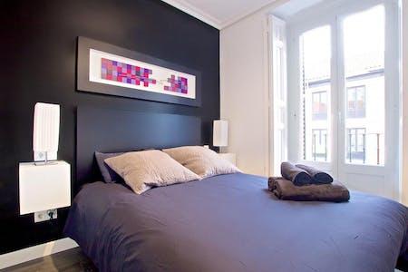 整套公寓租从02 1月 2019 (Calle de Toledo, Madrid)