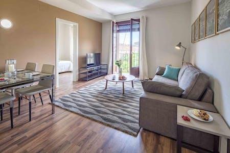 Appartamento in affitto a partire dal 31 Jul 2019 (Carrer de les Floristes de la Rambla, Barcelona)