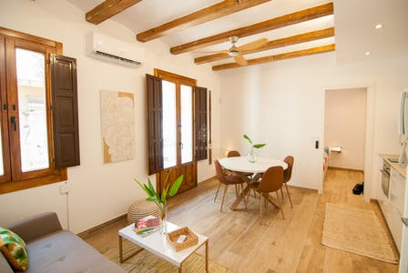 Apartment for rent from 07 Jul 2019 (Carrer del Baluard, Barcelona)