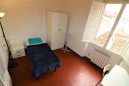 Room for rent from 27 Jul 2019 (Via Ghibellina, Florence)