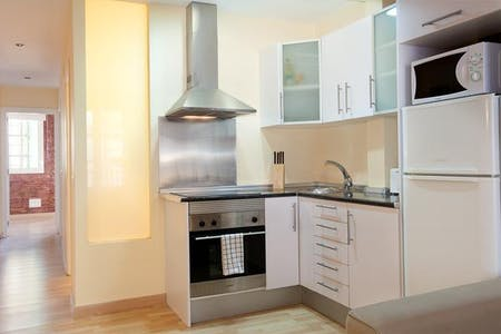 Apartment for rent from 18 Sep 2019 (Carrer d'Obradors, Barcelona)