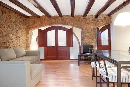 整套公寓租从31 Dec 2019 (Carrer d'Obradors, Barcelona)