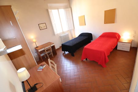 Shared room for rent from 27 Mar 2019 (Via Ghibellina, Florence)