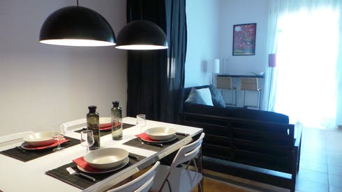 整套公寓租从01 11月 2019 (Carrer de Pujades, Barcelona)