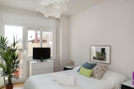 Apartamento para alugar desde 29 out 2018 (Carrer del Congost, Barcelona)