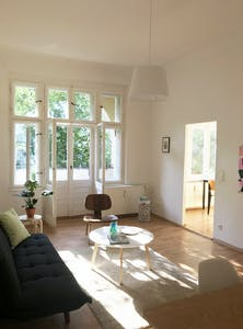 Apartment for rent from 01 Mar 2020 (Finowstraße, Berlin)