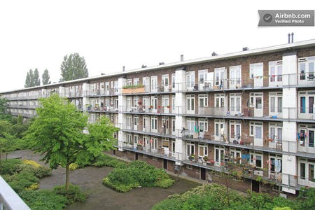 Apartment for rent from 06 Sep 2019 (Bos en Lommerweg, Amsterdam)