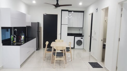 Apartamento para alugar desde 23 abr 2019 (Jalan Gelang Patah, Johor Bahru)