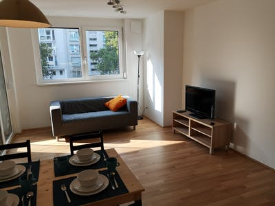 Apartment for rent from 29 Dec 2018 (Wagramer Straße, Vienna)