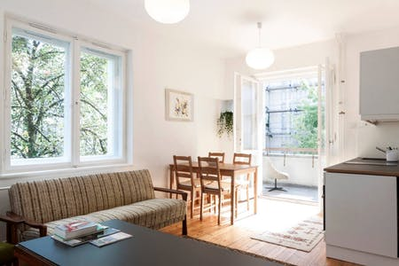 Apartment for rent from 01 Mar 2020 (Niebuhrstraße, Berlin)