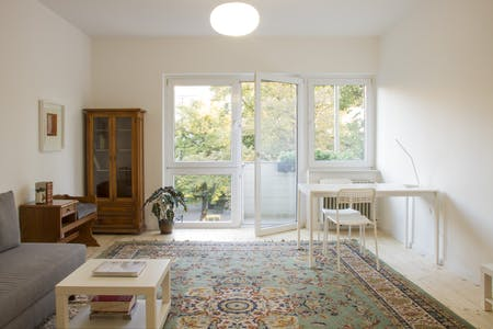 Apartamento de alquiler desde 31 ago. 2019 (Yorckstraße, Berlin)