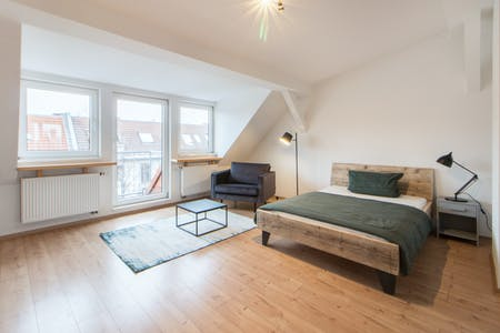 Apartment for rent from 01 Dec 2018 (Braunschweiger Straße, Berlin)