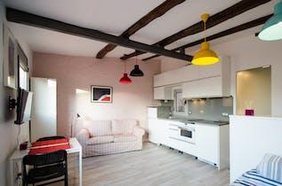 Apartment for rent from 01 Jul 2019 (Carrer d'Aragó, Barcelona)