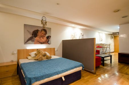 Appartement te huur vanaf 01 feb. 2019 (Carrer de Galileu, Barcelona)