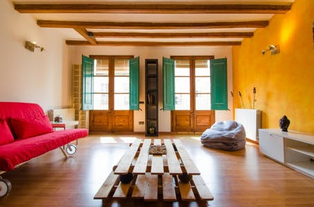 Apartment for rent from 01 Feb 2019 (Carrer dels Escudellers, Barcelona)