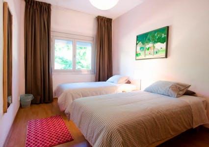 Appartement te huur vanaf 01 Mar 2020 (Carrer d'Espronceda, Barcelona)