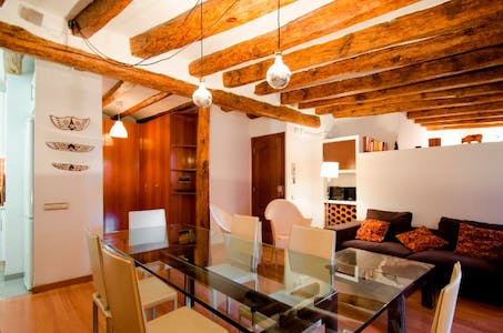Apartment for rent from 30 May 2020 (Carrer d'Ataülf, Barcelona)
