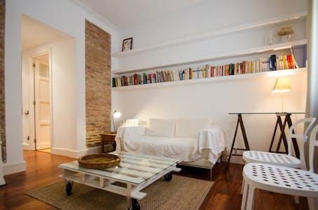 整套公寓租从14 Jan 2020 (Carrer del Repartidor, Barcelona)