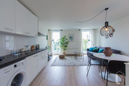 Apartamento para alugar desde 20 dez 2018 (Nieuwe Binnenweg, Rotterdam)