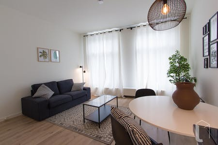 Apartamento de alquiler desde 22 May 2019 (Nieuwe Binnenweg, Rotterdam)