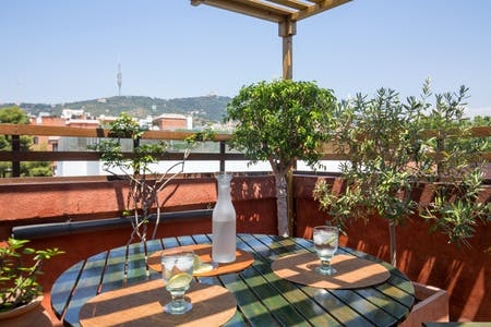 Apartment for rent from 13 Dec 2018 (Carrer d'Anglí, Barcelona)