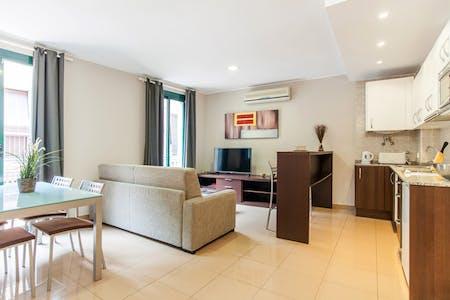 Apartamento de alquiler desde 30 Jun 2019 (Carrer de Sant Pau, Barcelona)