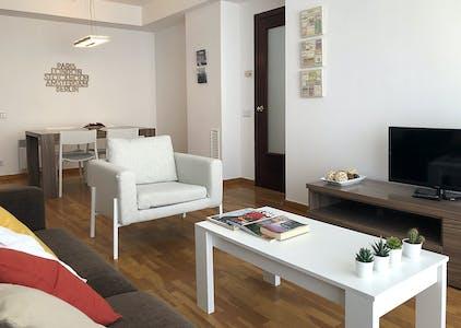 Appartamento in affitto a partire dal 24 Feb 2020 (Carrer del Rosselló, Barcelona)
